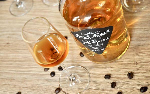 Degustace 5 špičkových rumů pro jednoho5