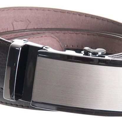 WILD Pánský pásek z eko kůže s automatickou sponou 5204