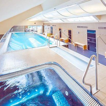 Budapešt: 4* hotel se snídaní a neomezeným vstupem do wellness a fitness