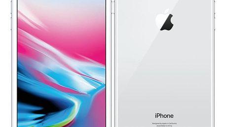 Apple iPhone 8 Plus 64 GB - Silver (MQ8M2CN/A)