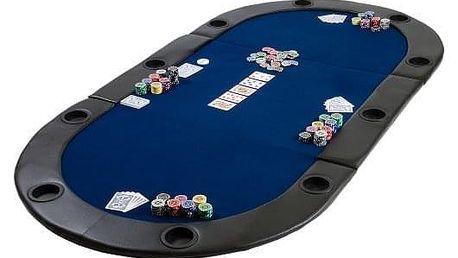 Tuin 9495 Poker podložka skládací modrá