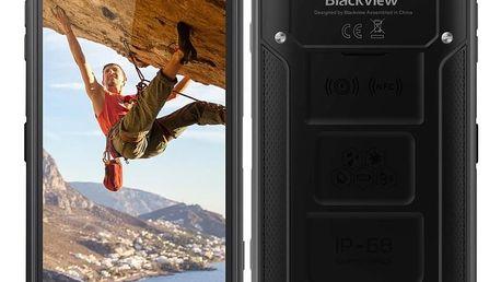 Mobilní telefon iGET BLACKVIEW GBV9500 černý (84000440)