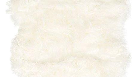 Koopman Kožešina bílá, 90 x 60 cm