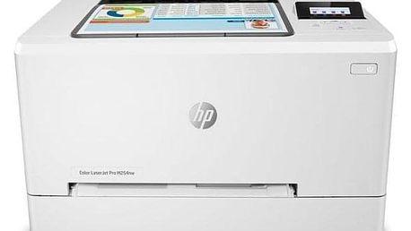 HP LaserJet Pro M254nw bílá (T6B59A#B19)