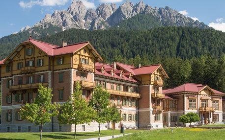 4-8denní Tre Cime se skipasem | Grand Hotel Kulturzentrum Euregio Gustav Mahler | Ubytování, Polopenze a skipas