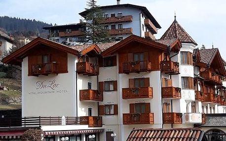 4–8denní Paganella | Hotel Du Lac Molveno*** | Dítě zdarma | Vlastní doprava, ubytování, polopenze