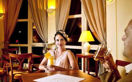 Pobyt v elegantním hotelu: japonské menu i wellness
