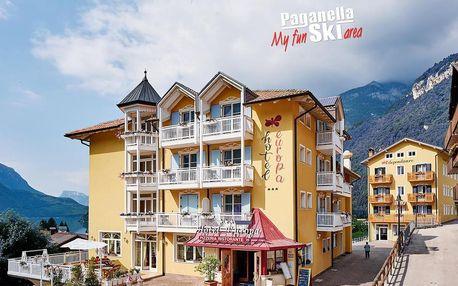 6denní Paganella se skipasem | Hotel Europa*** | Denní přejezd | Doprava, ubytování, polopenze