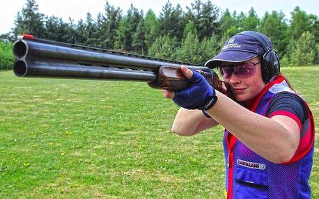 Trefíte cíl? Střelba ze sportovní brokovnice