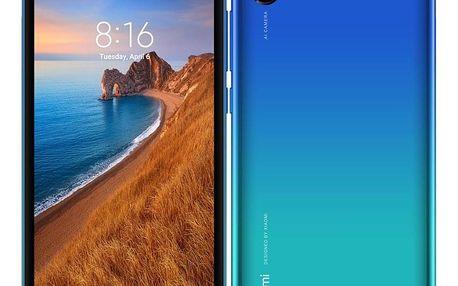 Mobilní telefon Xiaomi Redmi 7A 32 GB Dual SIM - gradientně modrý (24259)