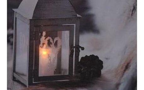 Koopman LED Obraz na plátně Aranda, 20 x 15 cm