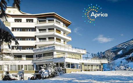 6denní Aprica se skipasem | Park Hotel Bozzi*** | Doprava, ubytování, polopenze a skipas