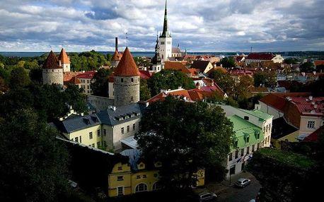 Litva autobusem na 10 dnů, snídaně v ceně