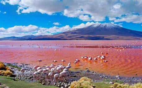 Peru letecky na 12 dnů, strava dle programu