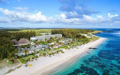 Mauricius - Poste Lafayette letecky na 10 dnů, polopenze