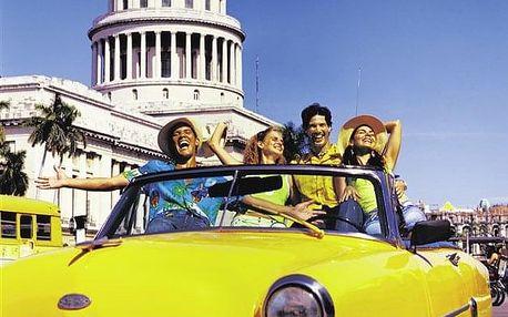 Kuba letecky na 9 dnů, strava dle programu