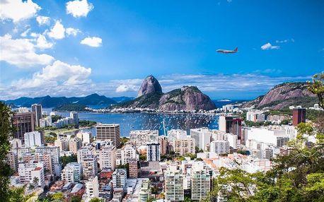 Brazílie letecky na 13 dnů, strava dle programu