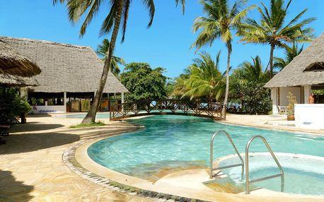 Tanzanie - Zanzibar letecky na 8 dnů, polopenze