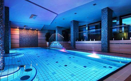 Wellness pobyt v Tatrách: jídlo, sauny i bazény