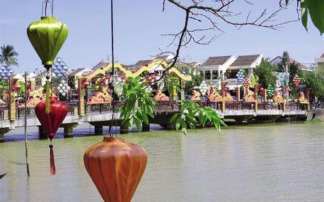 Vietnam letecky na 15 dnů, strava dle programu