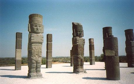 Mexiko letecky na 14 dnů, strava dle programu