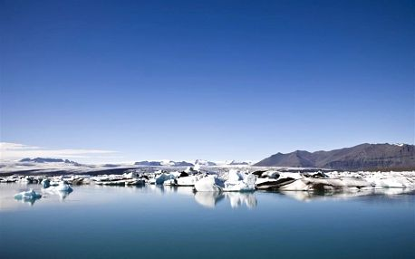 Island letecky na 6 dnů, strava dle programu