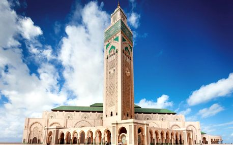 Maroko letecky na 5 dnů, polopenze