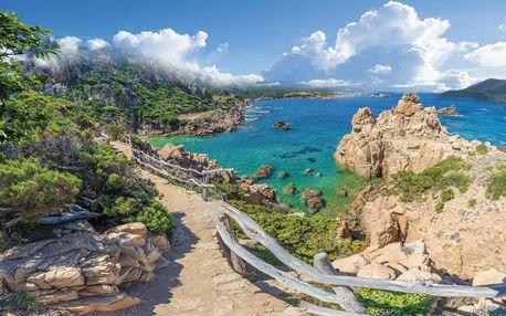 Francie - Korsika letecky na 8 dnů, polopenze