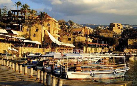 Libanon letecky na 9 dnů, polopenze