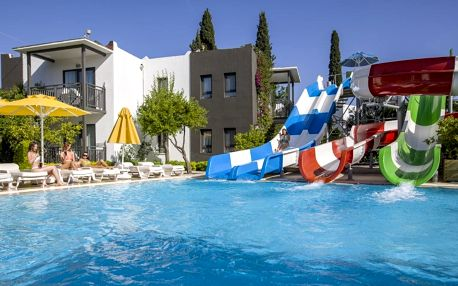 Turecko - Bodrum letecky na 8-9 dnů, all inclusive