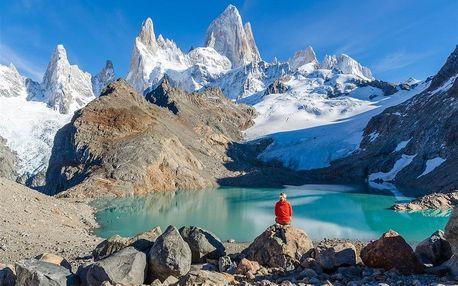 Argentina letecky na 9 dnů, strava dle programu