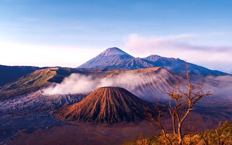 Indonésie letecky na 16 dnů, strava dle programu