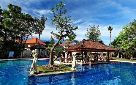Indonésie - Bali letecky na 13-14 dnů, snídaně v ceně