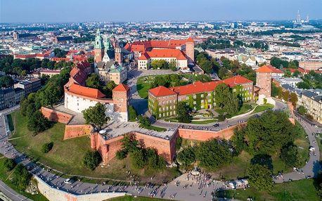 Polsko autobusem na 8 dnů, strava dle programu