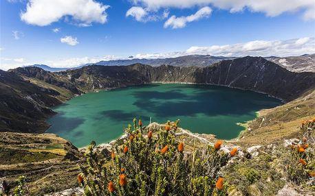Ekvádor letecky na 9 dnů, strava dle programu