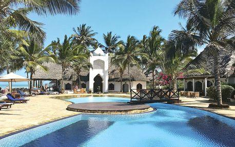 Tanzanie - Zanzibar letecky na 8 dnů, all inclusive
