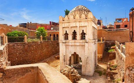 Maroko letecky na 8 dnů, polopenze