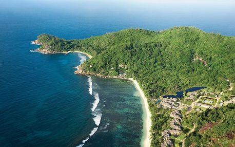 Seychely - Mahé letecky na 10 dnů, snídaně v ceně