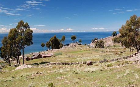 Peru letecky na 18 dnů, strava dle programu