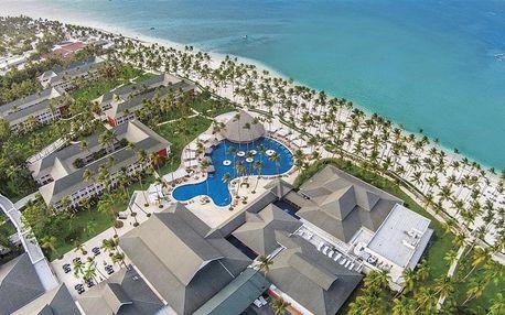 Dominikánská republika - Punta Cana letecky na 9 dnů, all inclusive