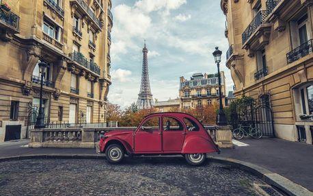 Francie - Paříž autobusem na 5 dnů, strava dle programu