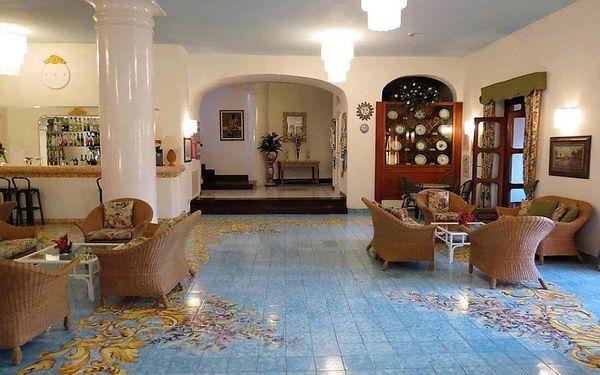 Ischia, Hotel Santa Maria - pobytový zájezd, Ischia, letecky, polopenze4