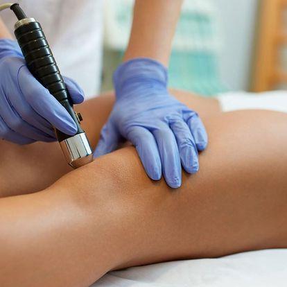 Fyzioterapie a masáž masážní vanou i rázová vlna