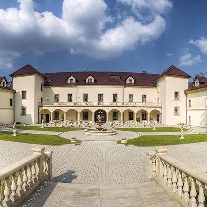 Luxusní relaxace na zámku – wellness pobyt v Chateau Kynšperk