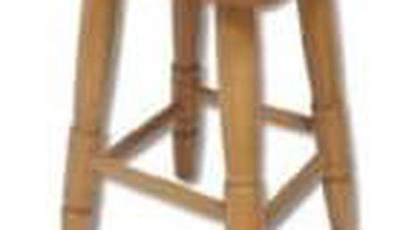 Stolička KT245 masiv buk
