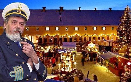 Adventní plavby do Königsteinu na vánoční trhy: snídaně, menu i perníčky
