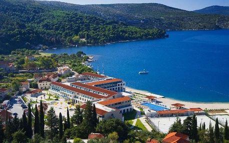Chorvatsko na 8-11 dnů, polopenze