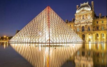 Navštivte vánoční PAŘÍŽ, zámek Versailles a adventní trhy. 4-denní zájezd s ubytováním