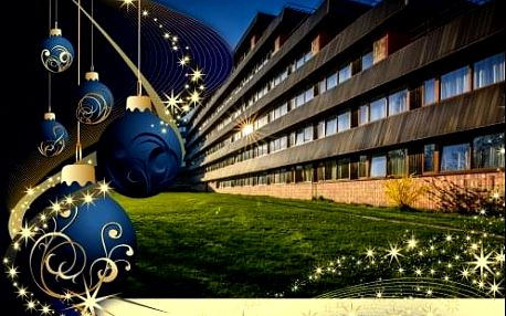 SILVESTR nebo Vánoce - Tatranská Lomnica s bohatým wellness AQUA s bazény v hotelu SOREA Titris