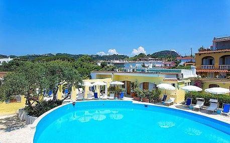 Ischia, Hotel La Scogliera - pobytový zájezd, Ischia